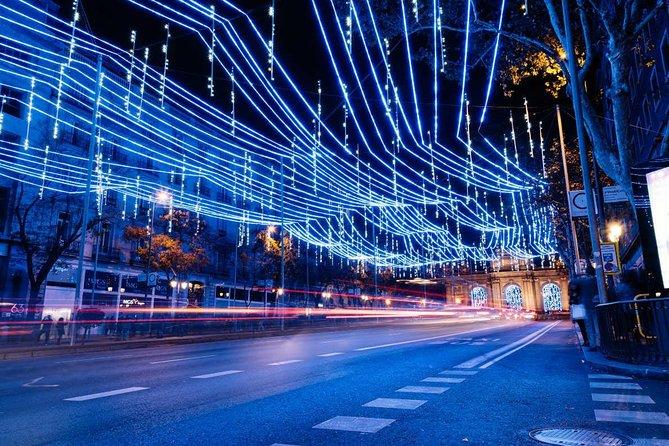 Buggy: Madrid Christmas Lights Tour