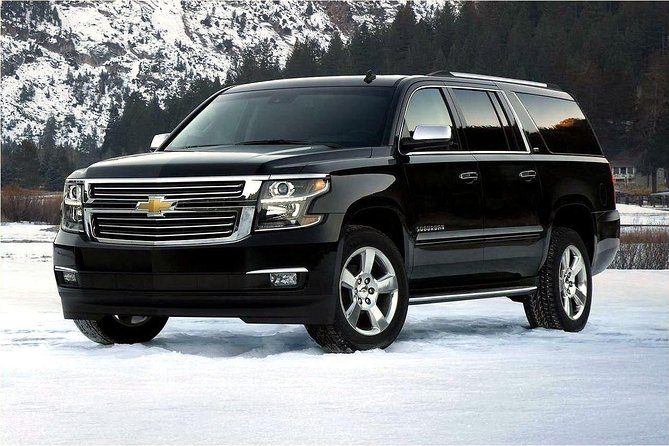Departure Private Transfer Los Angeles to Los Angeles Airport LAX by SUV