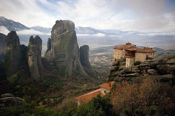Private tour: Full day Meteora Monasteries