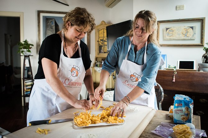 Share your Pasta Love: Small group Pasta and Tiramisu class in Vicenza