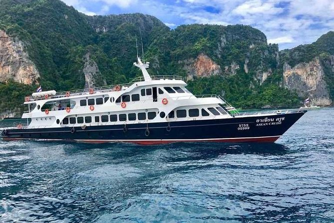 Ferry Transfer Between Koh Phi Phi To Phuket