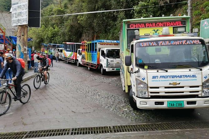Pailon Del Diablo, Tree House and Night Tours Three Activities in One Day