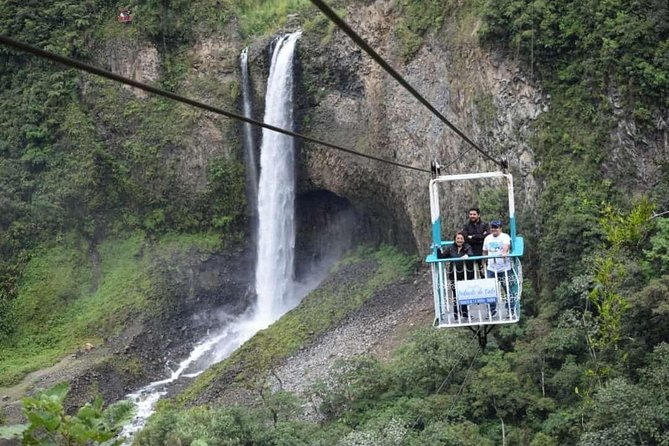 Route of the Waterfalls (Pailon Del Diablo) - Tree House and Night Tours