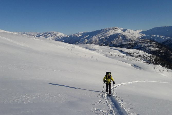 Skiing in Mo I Rana