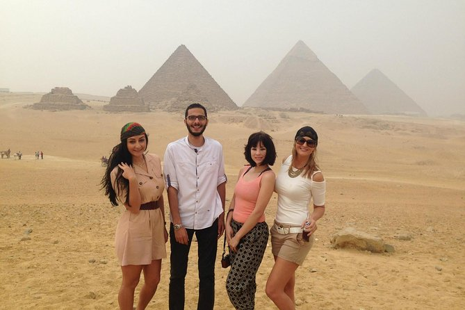 4- Hours To Giza Pyramids With Camel Ride photo 7