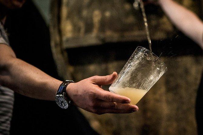 San Sebastian: Cider and the Basque Sea Factory