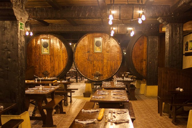 San Sebastian: Cider and the Basque Sea Factory
