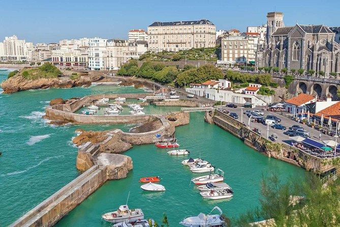 San Sebastian: French Basque Coast - Biarritz and San Juan de Luz