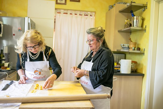 Share your Pasta Love: Small group Pasta and Tiramisu class in Ravenna