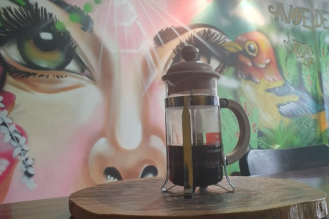 Best Coffee brewing workshop in AVOEDEN cafe