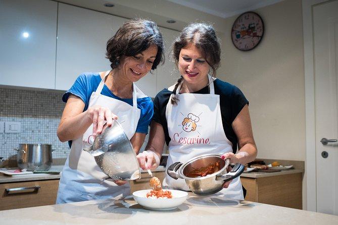 Share your Pasta Love: Small group Pasta and Tiramisu class in Vico Equense