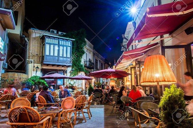 Nightlife & gambling Tbilisi