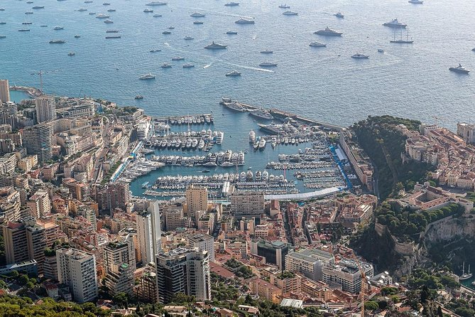 Monaco, Monte Carlo and Eze Private Day Tour from Nice