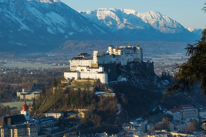 Private Day Tour of Salzburg from Vienna
