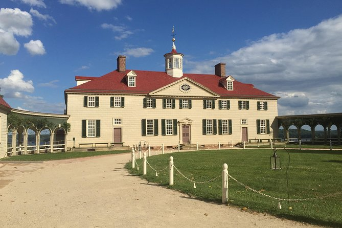 Luxury Tours of Mount Vernon