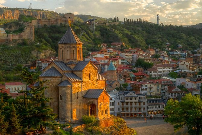 Private Tbilisi Walking Tour with History, Architecture & Legends photo 1
