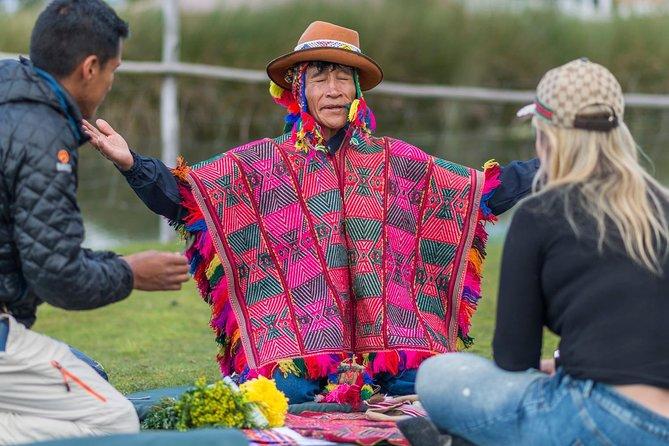 Shamanic Healing of Ceremonies