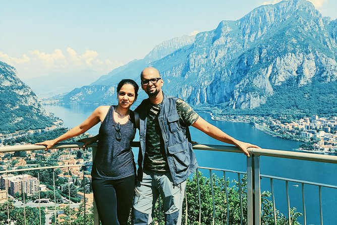 Hiking on Lake Como Mountains photo 8