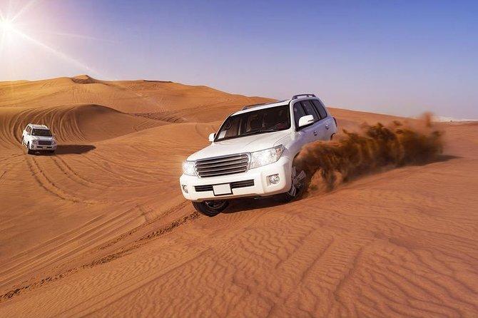 Bronze Desert Safari