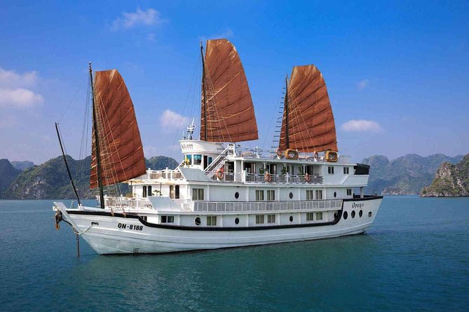 Hanoi - Hoa Lu & Tam Coc - Halong Bay packe 5days tour