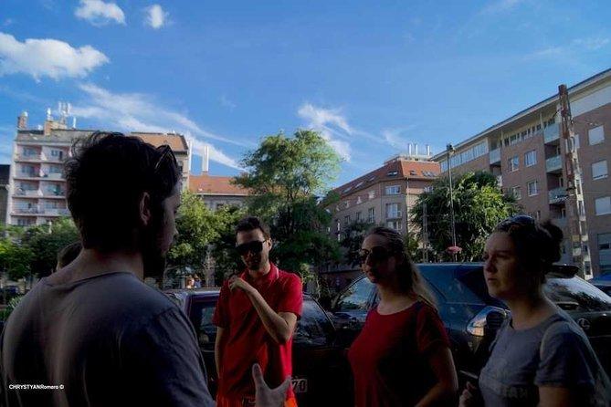 Sociocultural Walking Tour