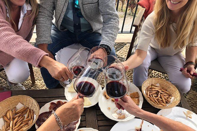 VIP Ronda Wine Tour and Tasting and Gourmet Lunch Experience with Winemaker