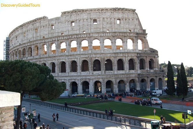 Full Day Tour of Rome