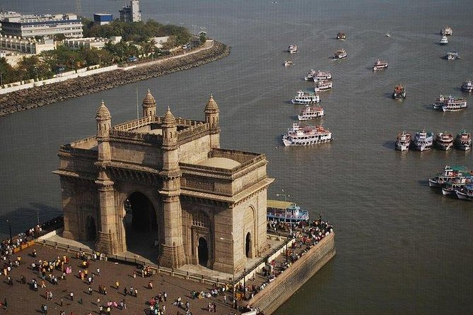 Mumbai One Day Sightseeing Tour with Elephanta Caves