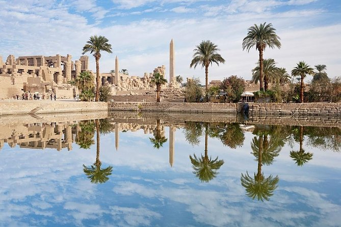 Half Day East Bank Tour to Luxor and Karnak Temples photo 3