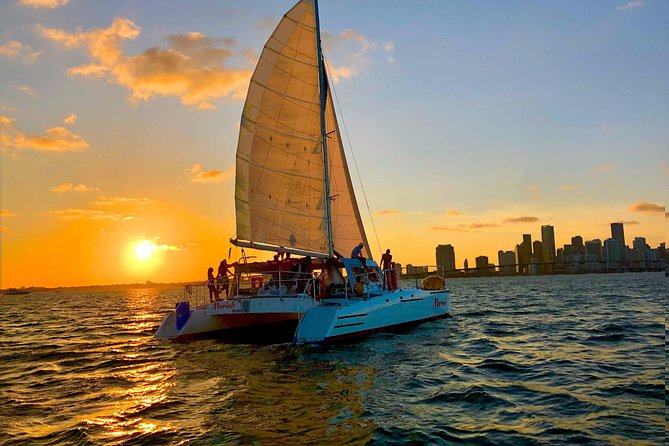 Private Miami Beach Sunset Cruise