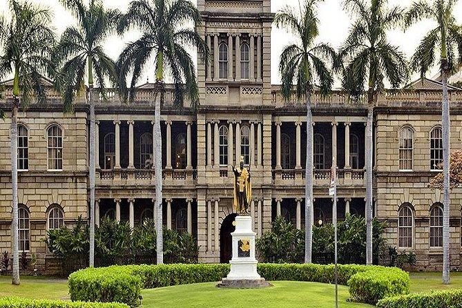 Tour 3 A – Pearl Harbor Arizona Memorial & Historic Downtown Honolulu City Tour