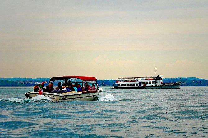 Lake Garda: Sirmione Peninsula Boat Tour