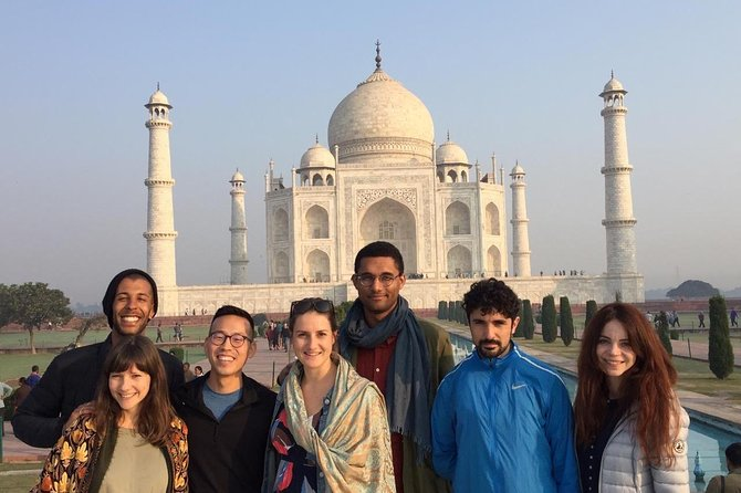 Day tour to Taj Mahal & Agra fort from Delhi,5 star hotel lunch included . photo 19