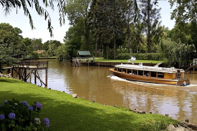 Tigre Delta Full-Day Tour & Cruise from Buenos Aires