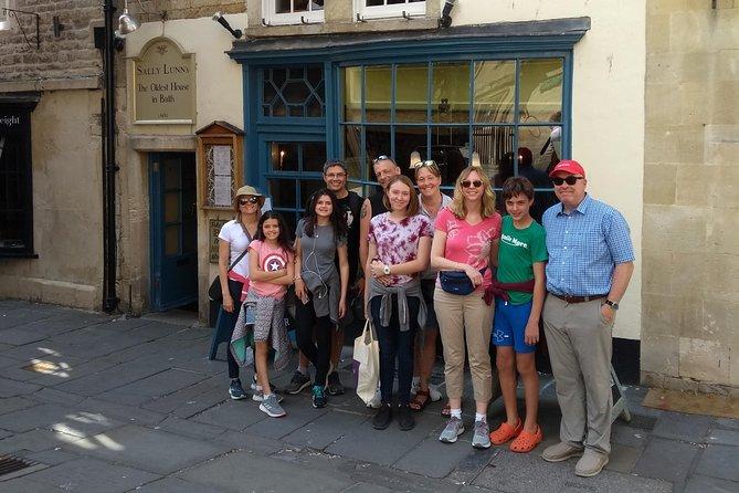 Welcome to Bath Short Walking Tour