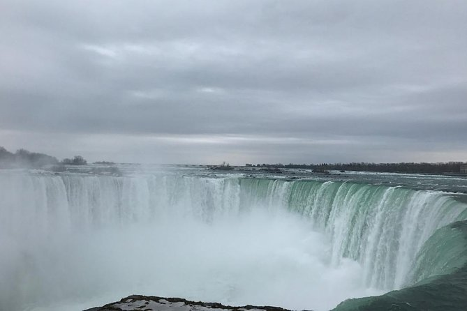 Niagara Falls one day tour from Times Square W/Boat Ride