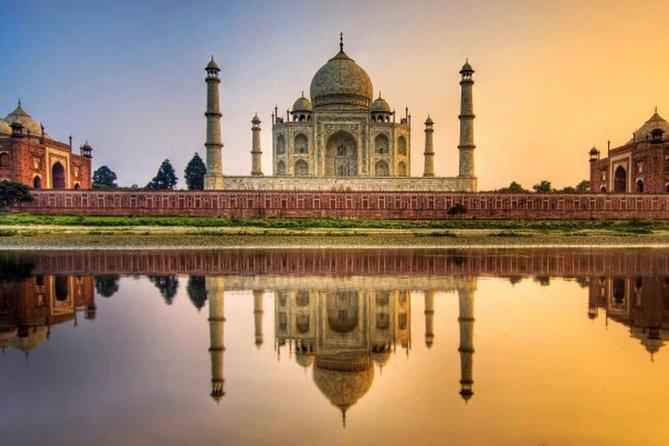 Taj Mahal And Fathepur Sikri