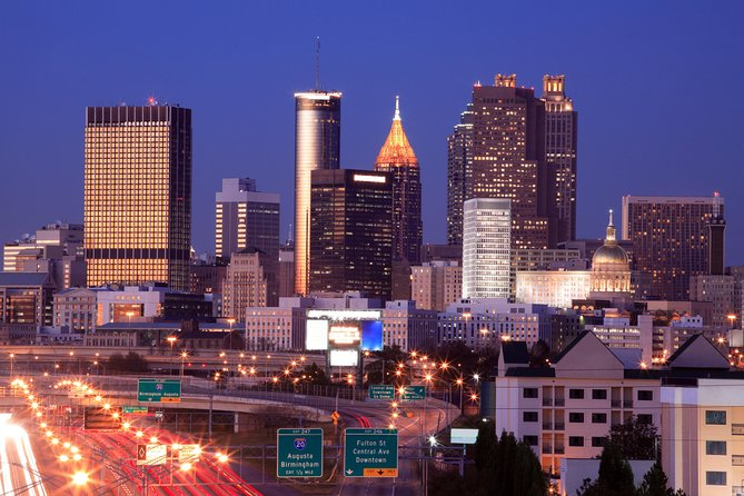 City Lights Atlanta Night Tour
