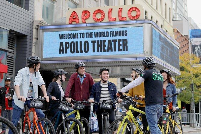 Harlem Highlights Guided Bike Tour