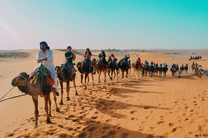 Circuit Marrakech To Merzouga 3 Days