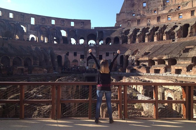 Ancient Rome in a Day: Colosseum Tour with Rome Catacombs and Appian Way