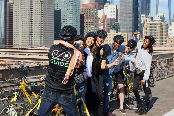 Brooklyn Delights Full-Day Bike Tour