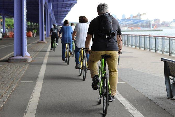 NYC Guided Full-Day Bike Tour, plus Cross the Brooklyn Bridge