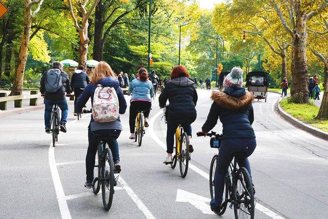 Central Park en Harlem: Sensational Park & Soul Bike Tour