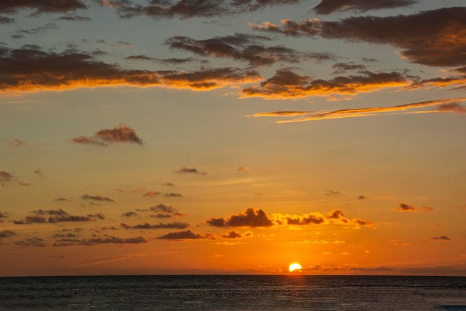 Sailing Yacht Ocean Phoenix 77ft sunset in Cartagena's Bay