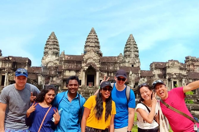 Small Group Angkor Wat Day Tour photo 8