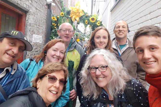 Hidden Belfast Walking Tour