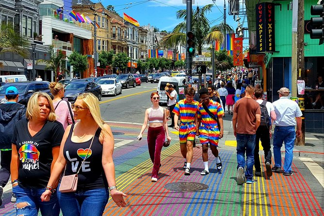 San Francisco LGBTQ Walking Tour with Local Guide
