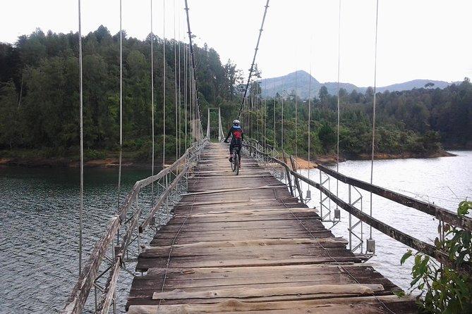 MTB Bicycle Touring Guatape-Peñol