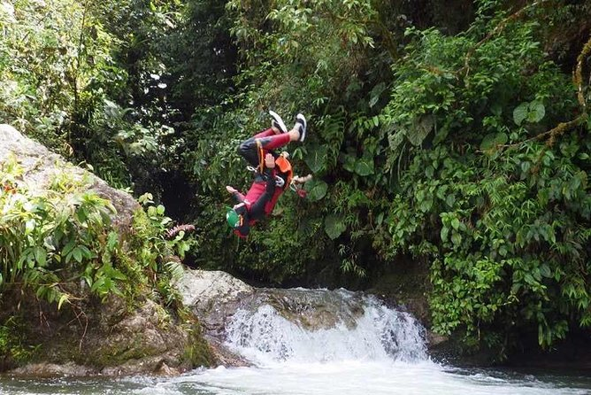 3 Days 2 Night Holy Water Baths - Jungle - Extreme Sports All Inclusive